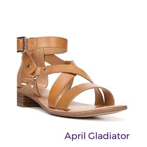 Franco Sarto April Gladiator Sandals VGUC